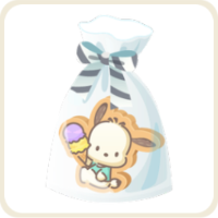 ポチャッコのチョコレートソース